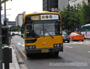 62番の市バス