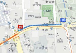 最寄り駅から昌徳宮(チャンドックン)へのアクセス