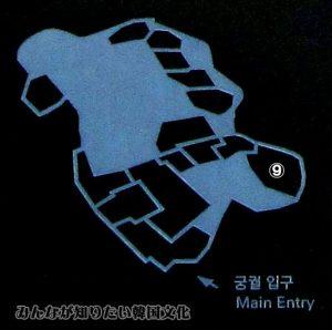 薬善斎(ナクソンジェ)の地図