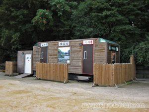 薬善斎(ナクソンジェ)付近にあるトイレ