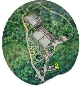 2番 香大庁(ヒャンデチョン)一帯の場所