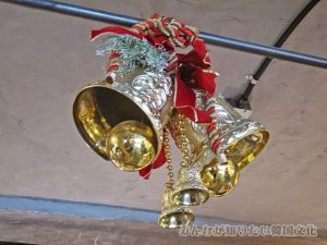 クリスマス用のベル