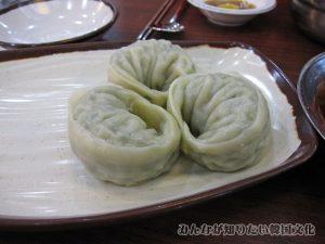 シンソンマンドゥ(神仙饅頭)